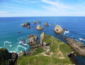Nugget Point-Südinsel-Ostküste Neuseeland 12