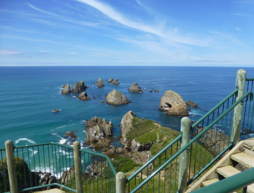 Nugget Point-Südinsel-Ostküste Neuseeland 14
