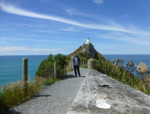 Nugget Point-Südinsel-Ostküste Neuseeland 16