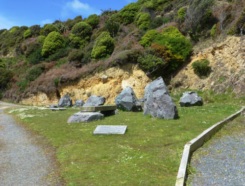 Nugget Point-Südinsel-Ostküste Neuseeland 19