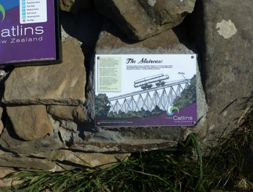 Florence Hill Lookout, Beschreibungstafel 8