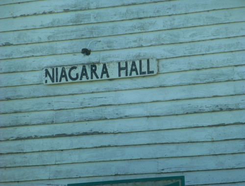 Niagara NZ Hall