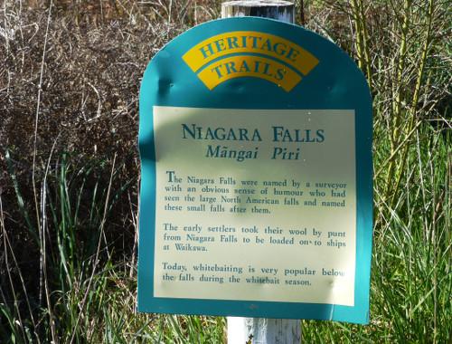 Niagara falls Heritage Trails