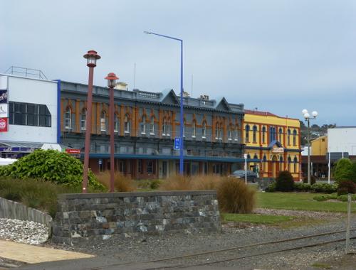 Bluff, die Hauptstraße, Gorestreet