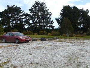 Lignite-Pit Scenic Stop, Campingplatz