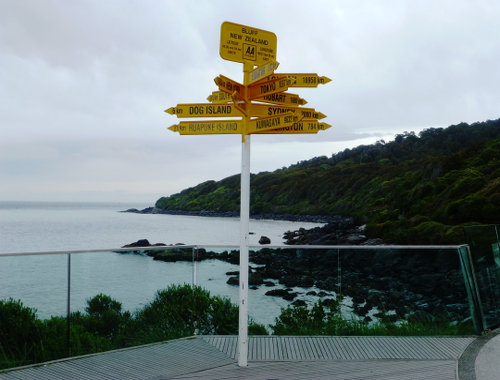 Bluff, Stirling Point