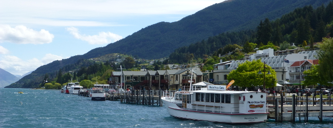 Queenstown und Arrowtown