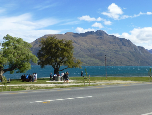 Lake Wakatipu Queenstown 1
