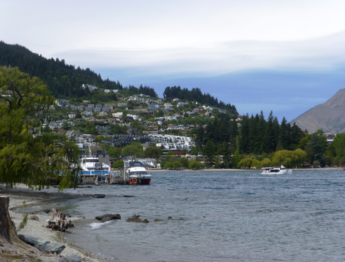 Queenstown, Lake Wakatipu