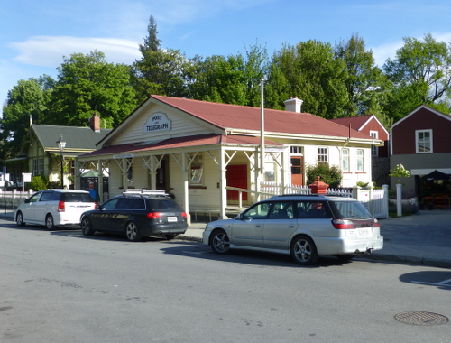 Arrowtown-Neuseeland 2