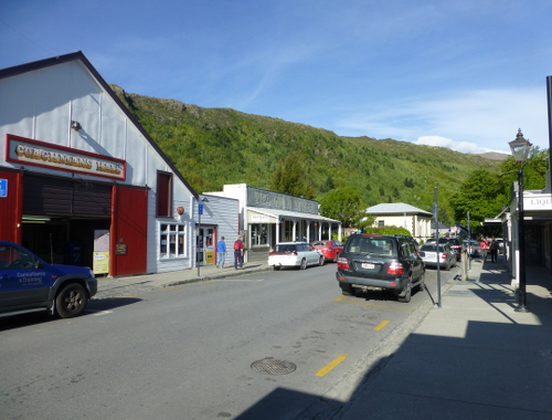 Arrowtown-Neuseeland 3