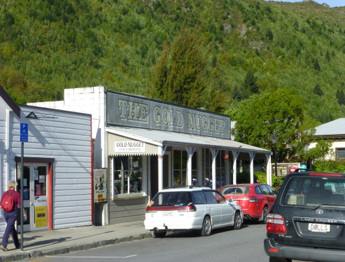 Arrowtown-Neuseeland 4