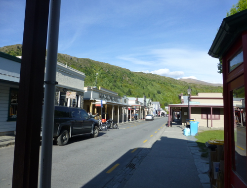 Arrowtown-Neuseeland 7