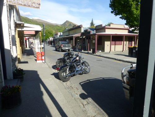 Arrowtown-Neuseeland 9