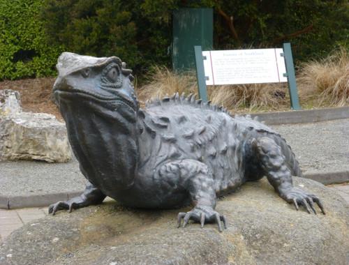 in Invercargill am Museum 8