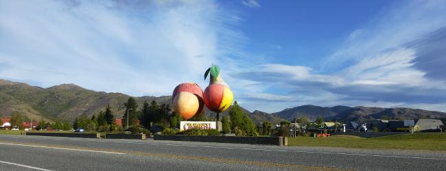 Cromwell, Central Otago, New Zealand