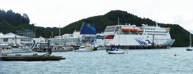 Picton, das Tor zur Südinsel Teil 1