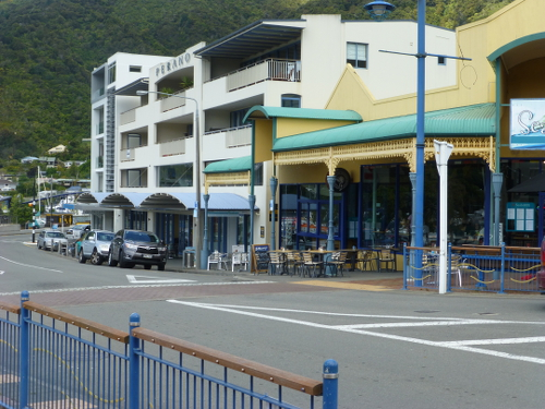 in Picton Neuseeland 4