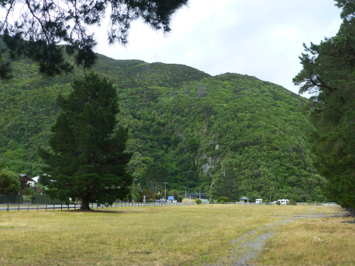DOC Campingplatz - Rarangi, Neuseeland 11