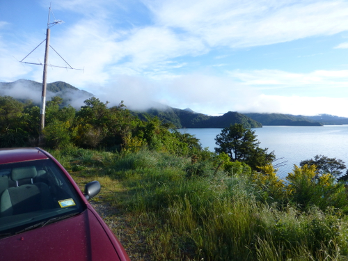 Queen Charlotte Drive, Picton, NZ 11