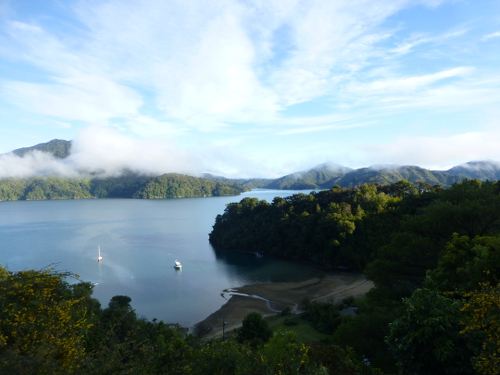 Queen Charlotte Drive, Picton, NZ 5