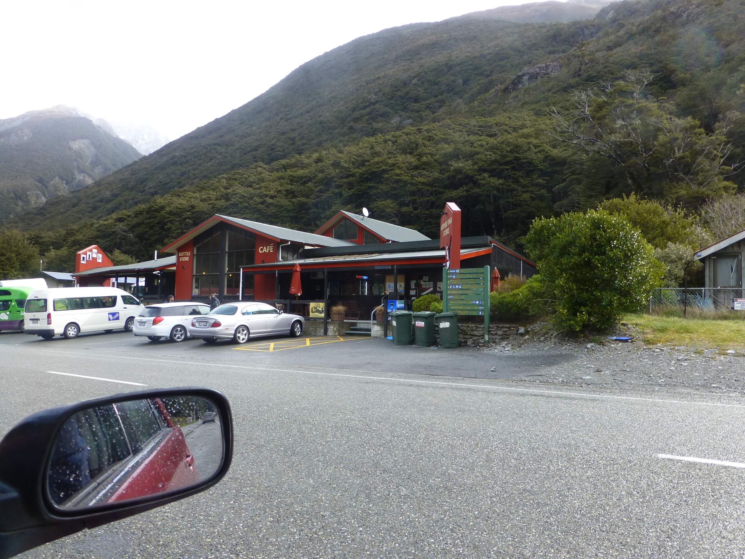 Arthurs Pass Neuseeland 11
