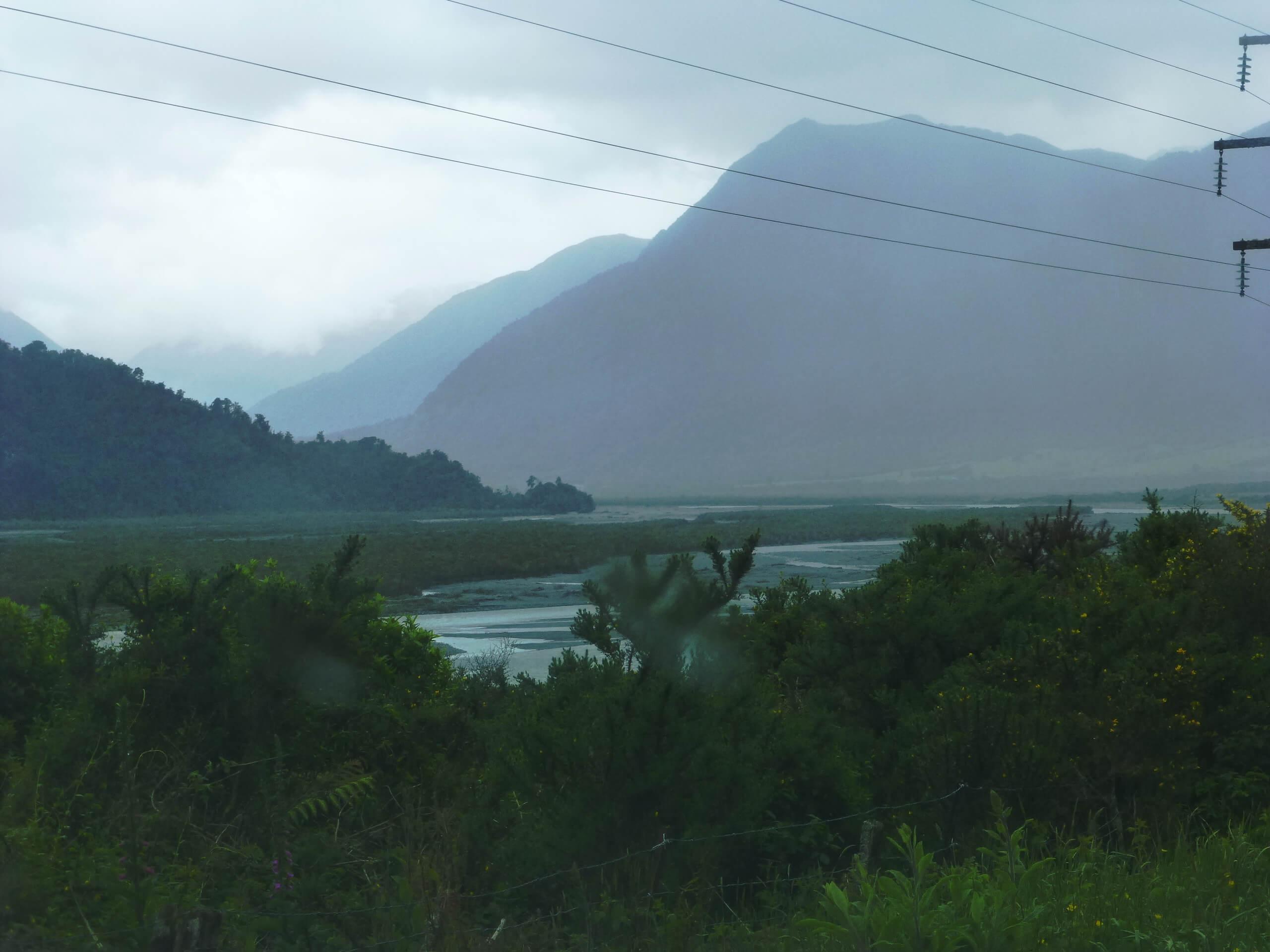 am Arthurs Pass, auf Neuseelands Südinsel 7