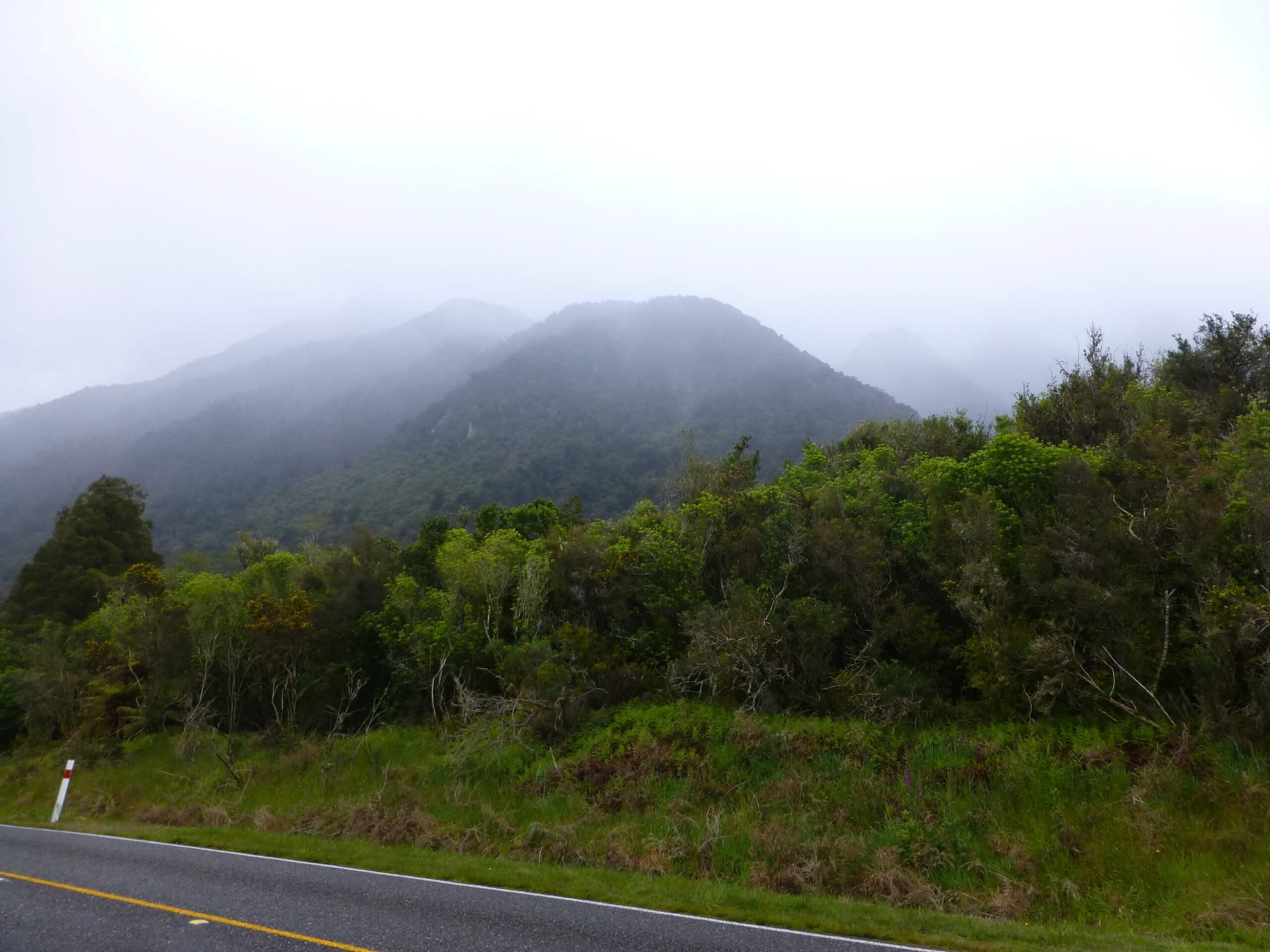 am Arthurs Pass, auf Neuseelands Südinsel 6