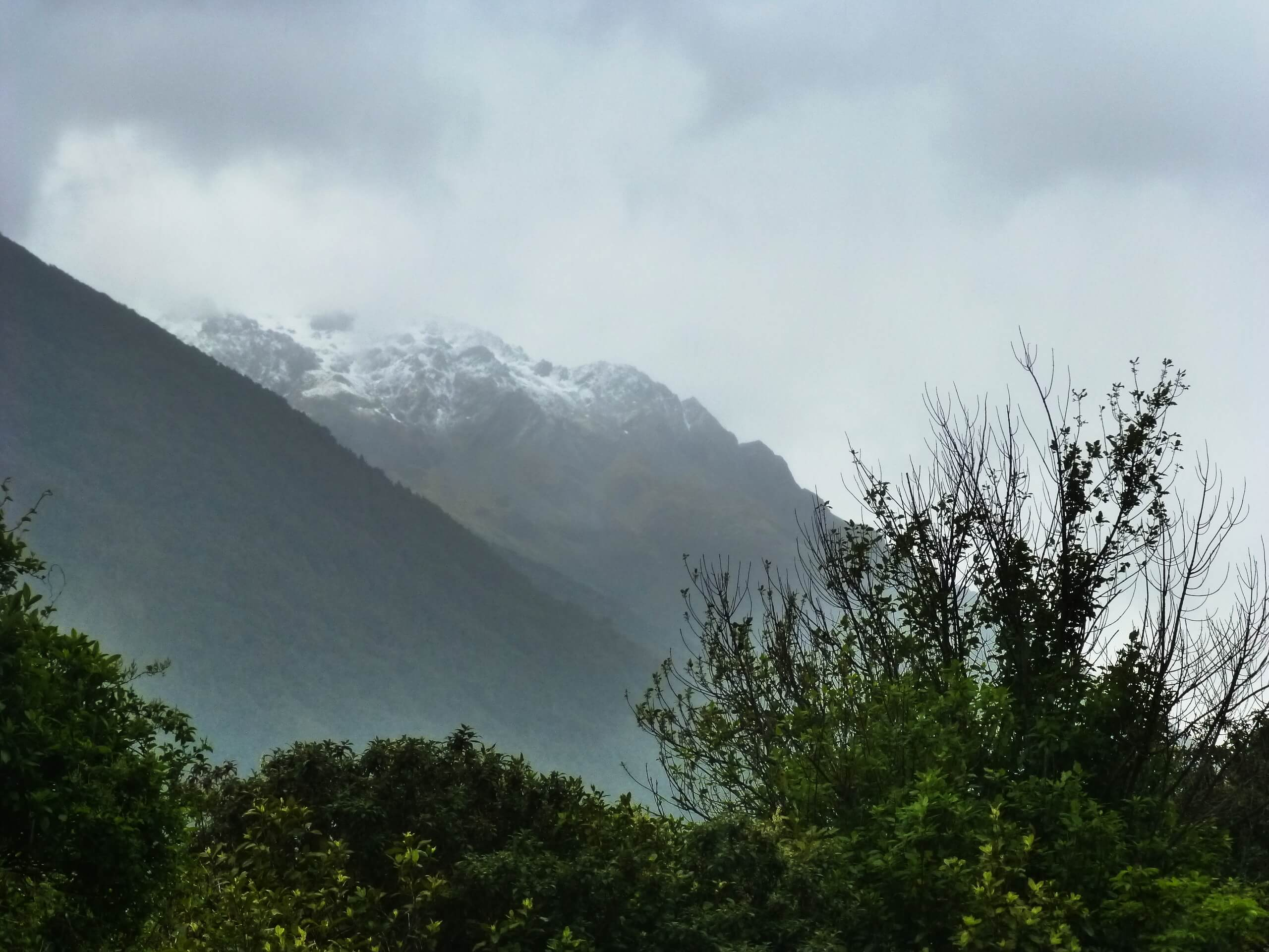 am Arthurs Pass, auf Neuseelands Südinsel 4