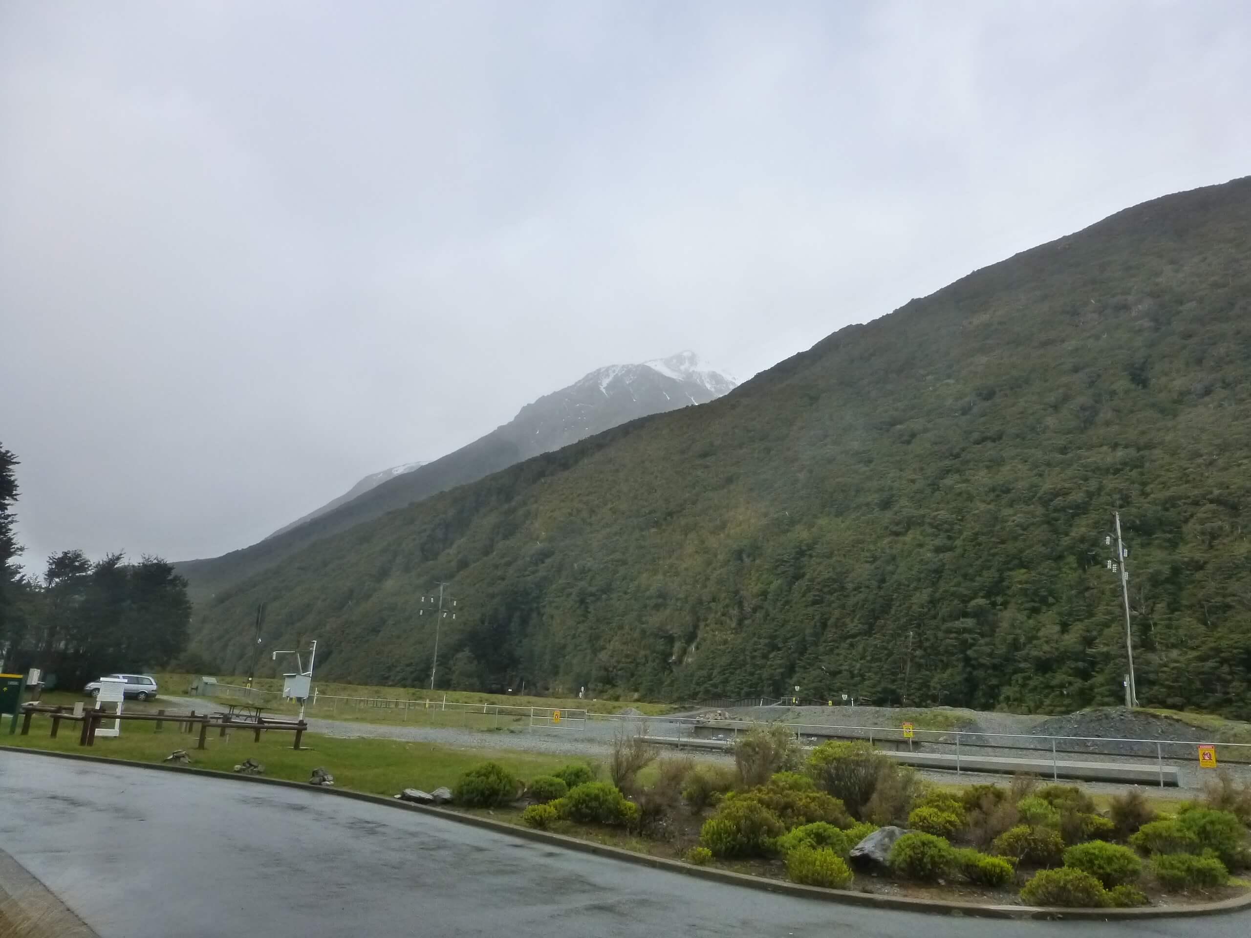 am Arthurs Pass, auf Neuseelands Südinsel 2