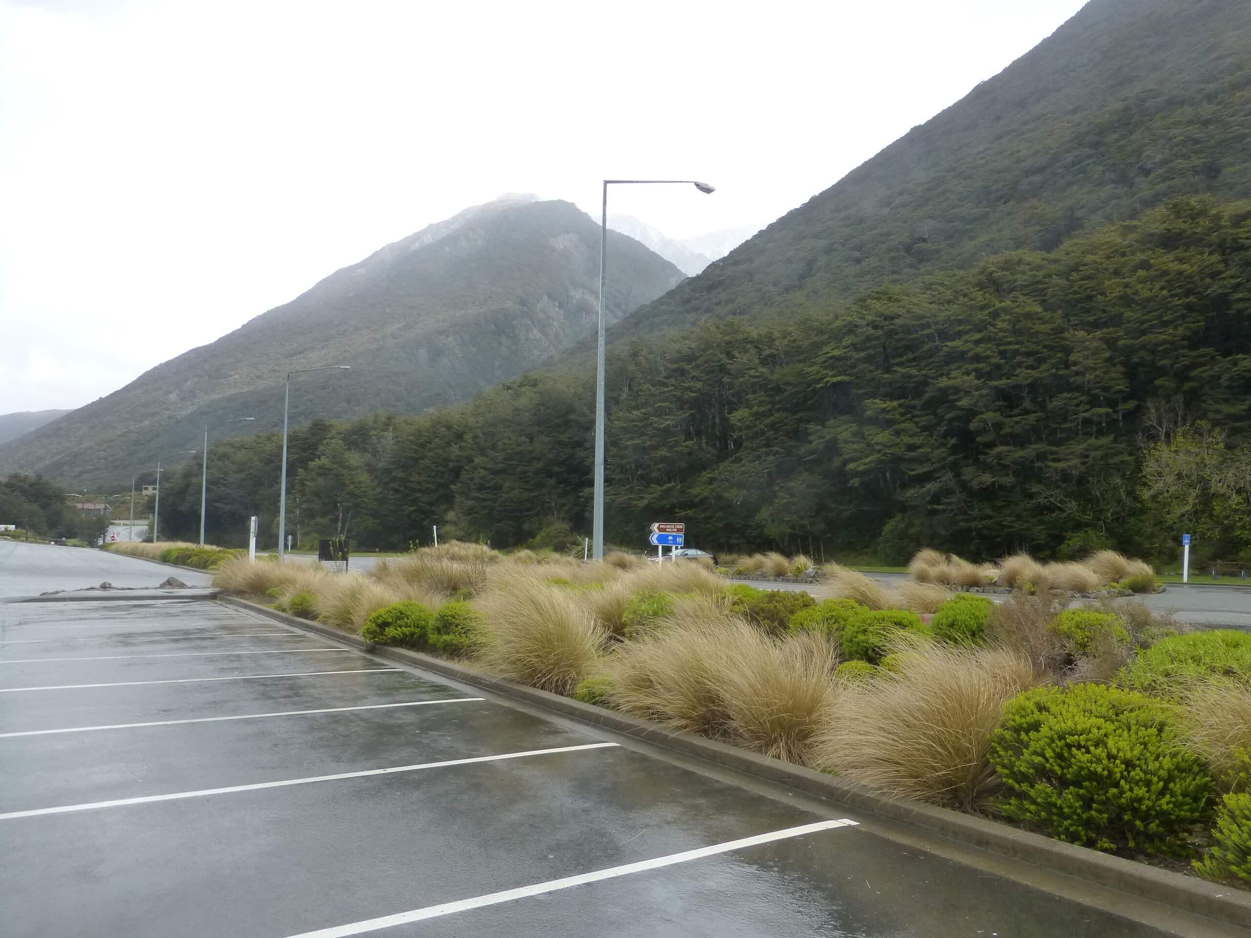 am Arthurs Pass, auf Neuseelands Südinsel 1