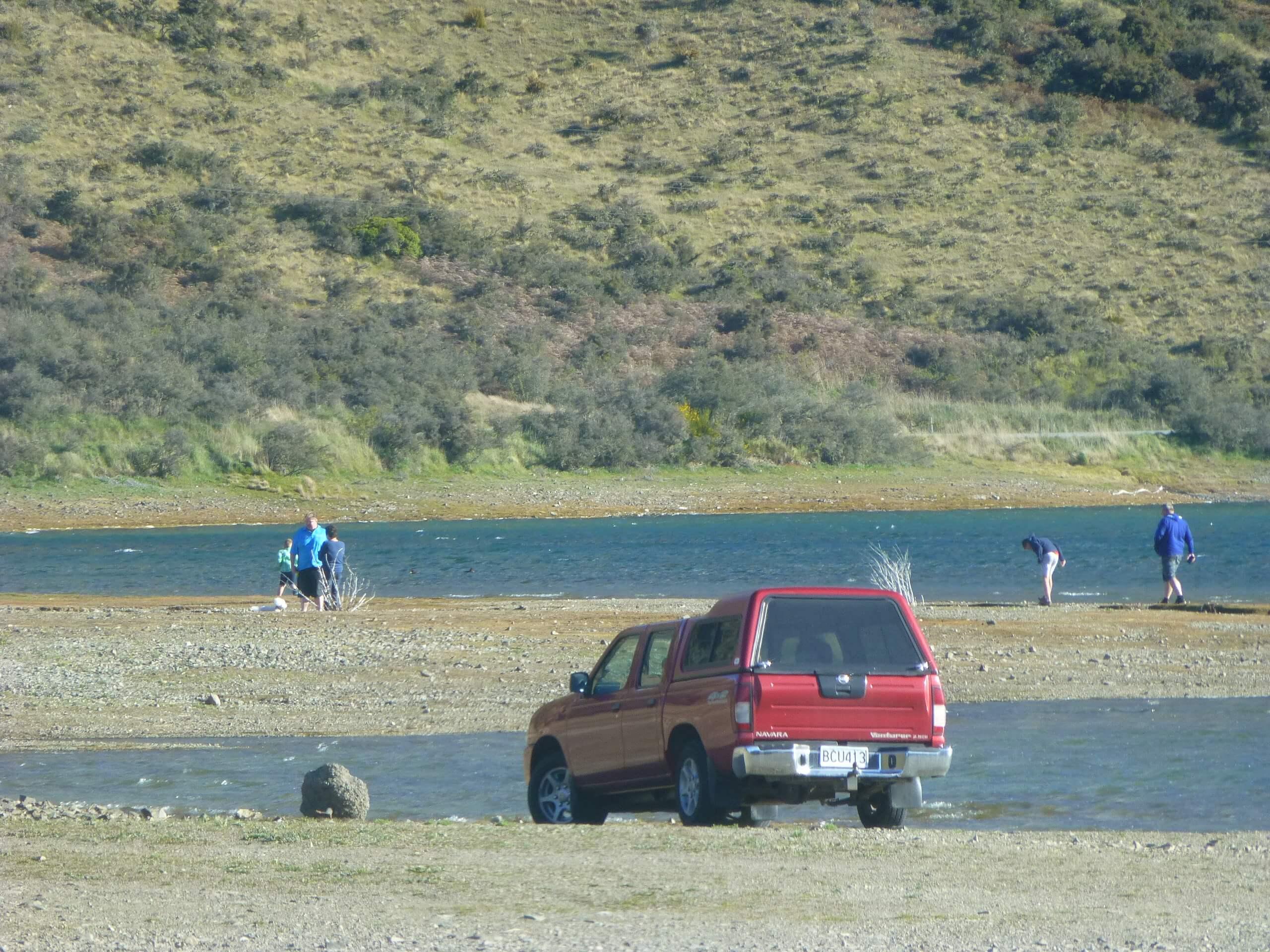 Lake Lyndon, Südinsel Neuseeland 2
