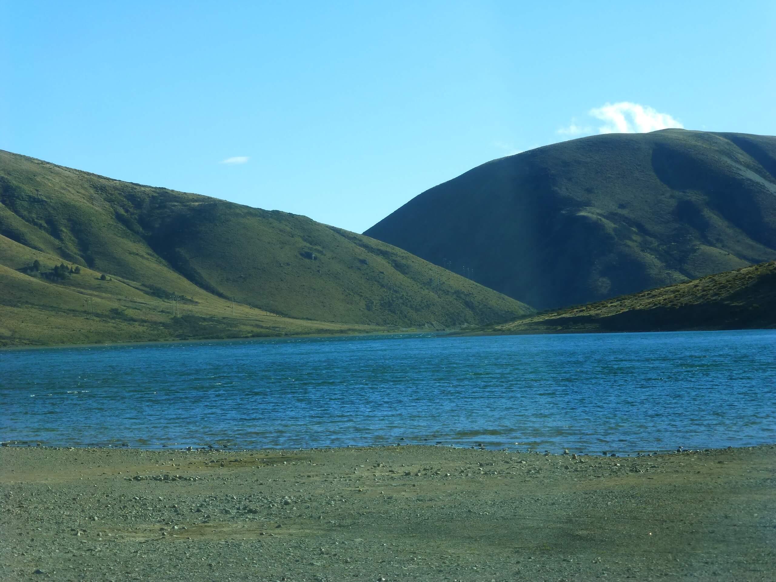 Lake Lyndon, Südinsel Neuseeland 3