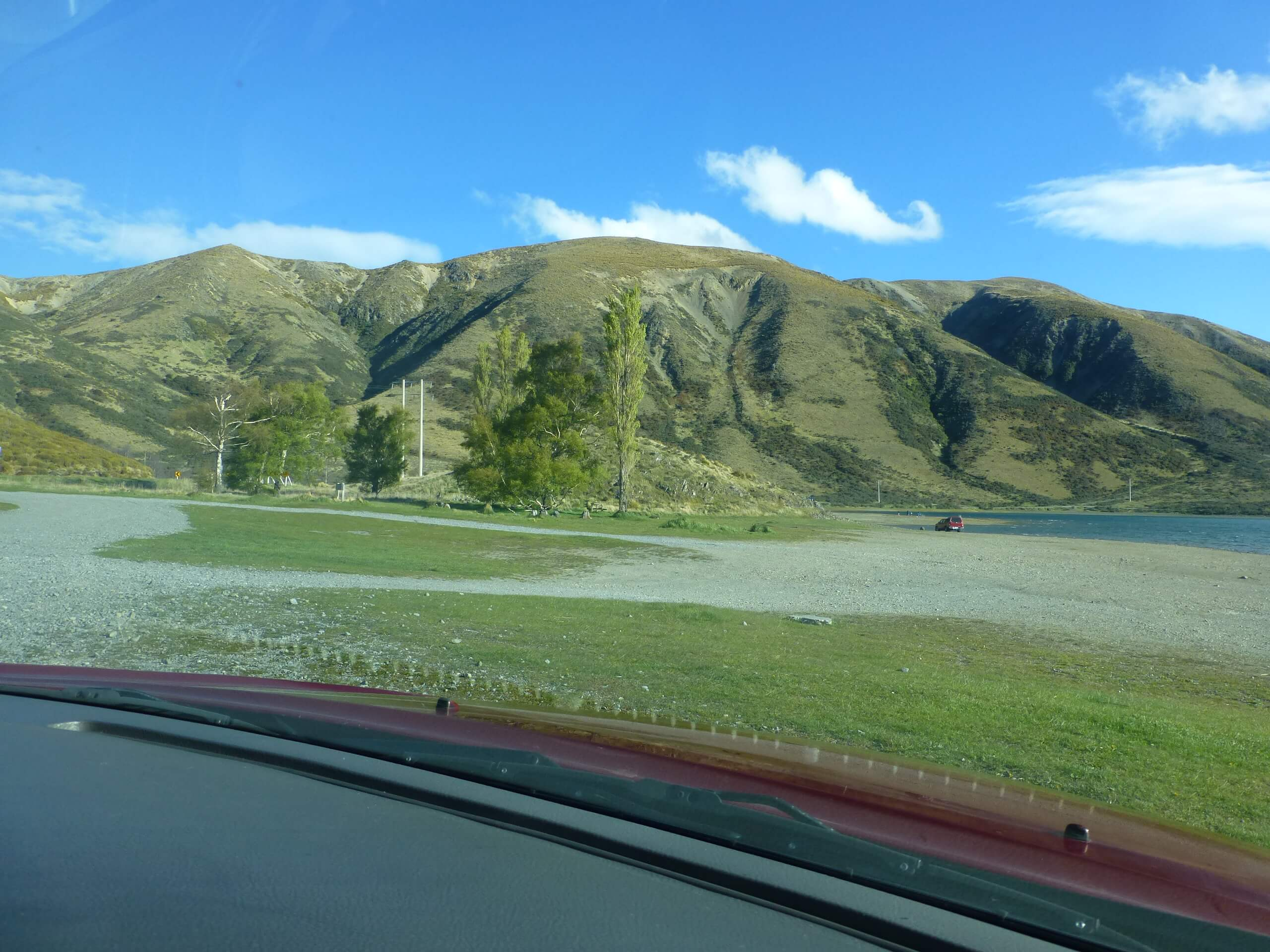 Lake Lyndon, Südinsel Neuseeland 4