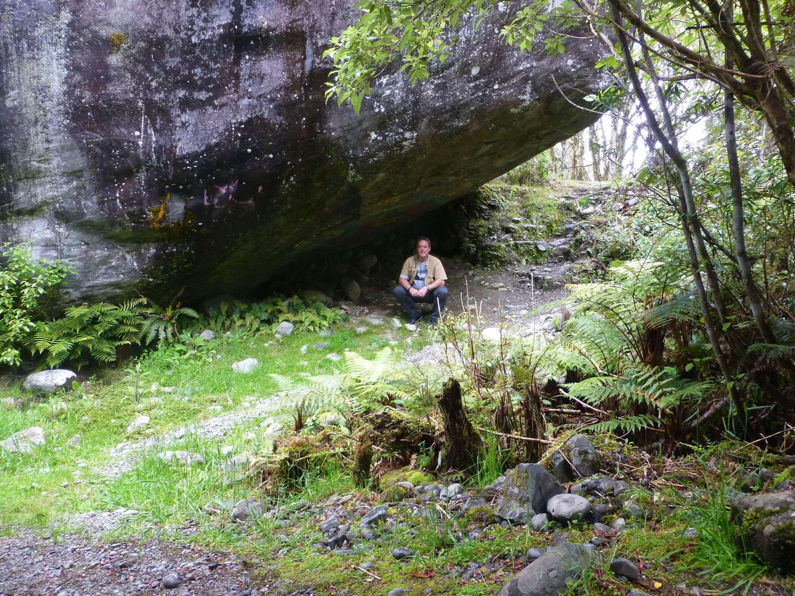 Londonderry Rock Neuseeland 1