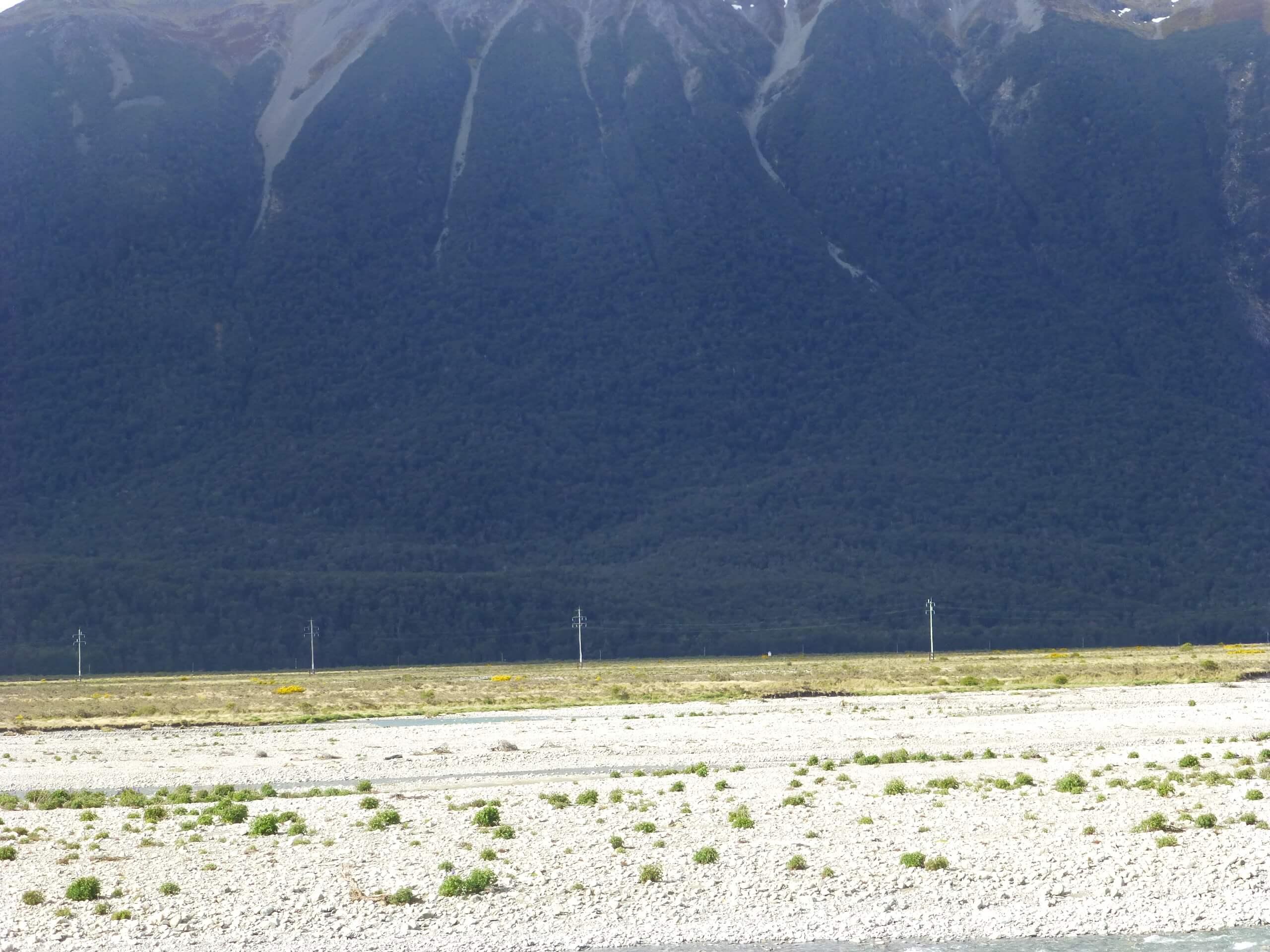 am Waimakariri River, S37 bei Arthurs Pass 6