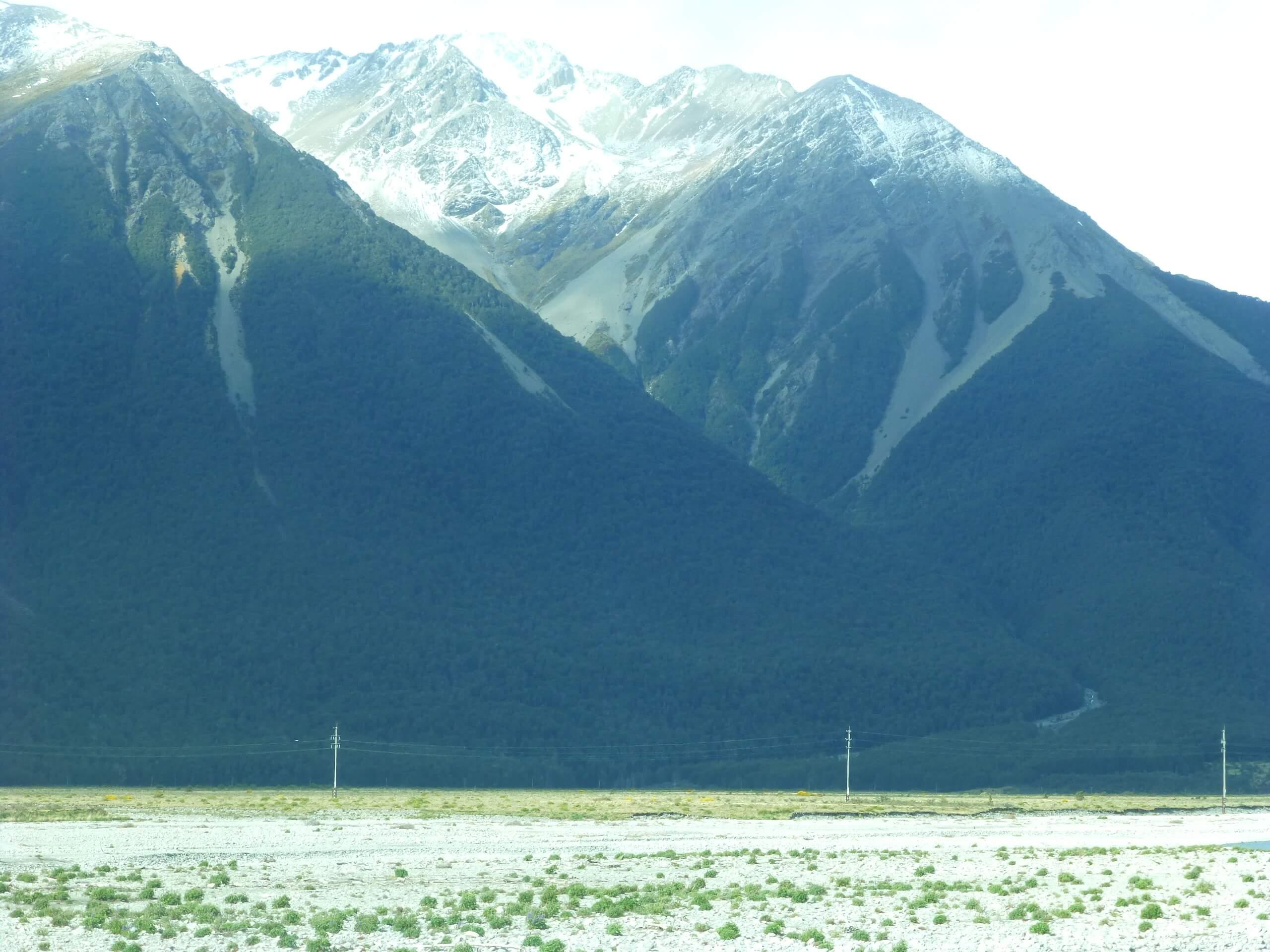 am Waimakariri River, S37 bei Arthurs Pass 4