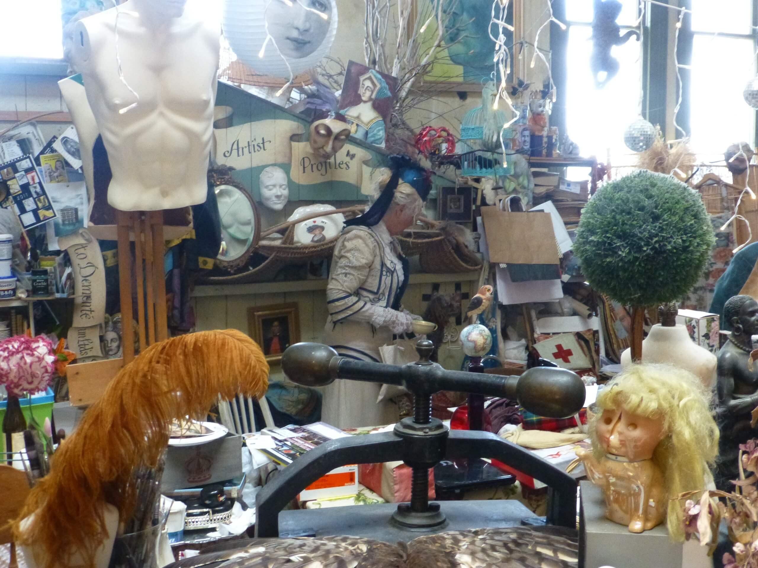 Grainstore Gallery, Oamaru 12
