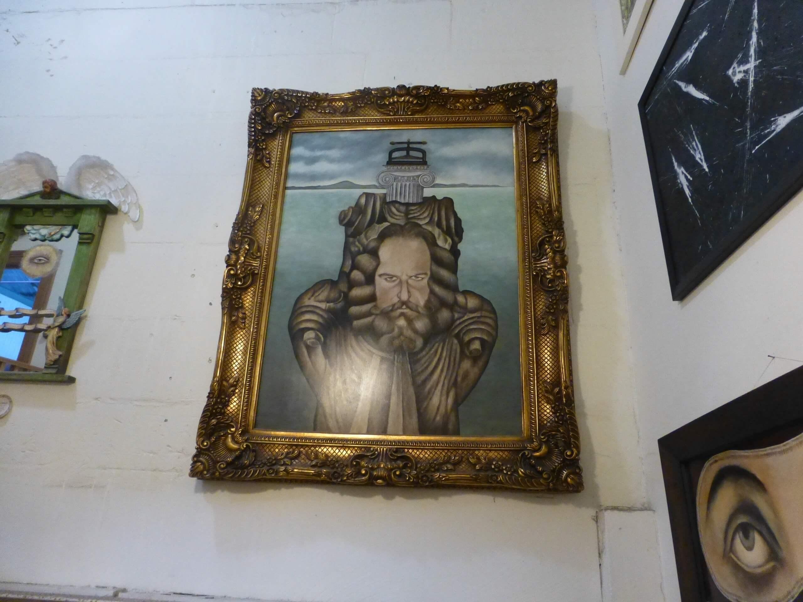 Grainstore Gallery, Oamaru 6