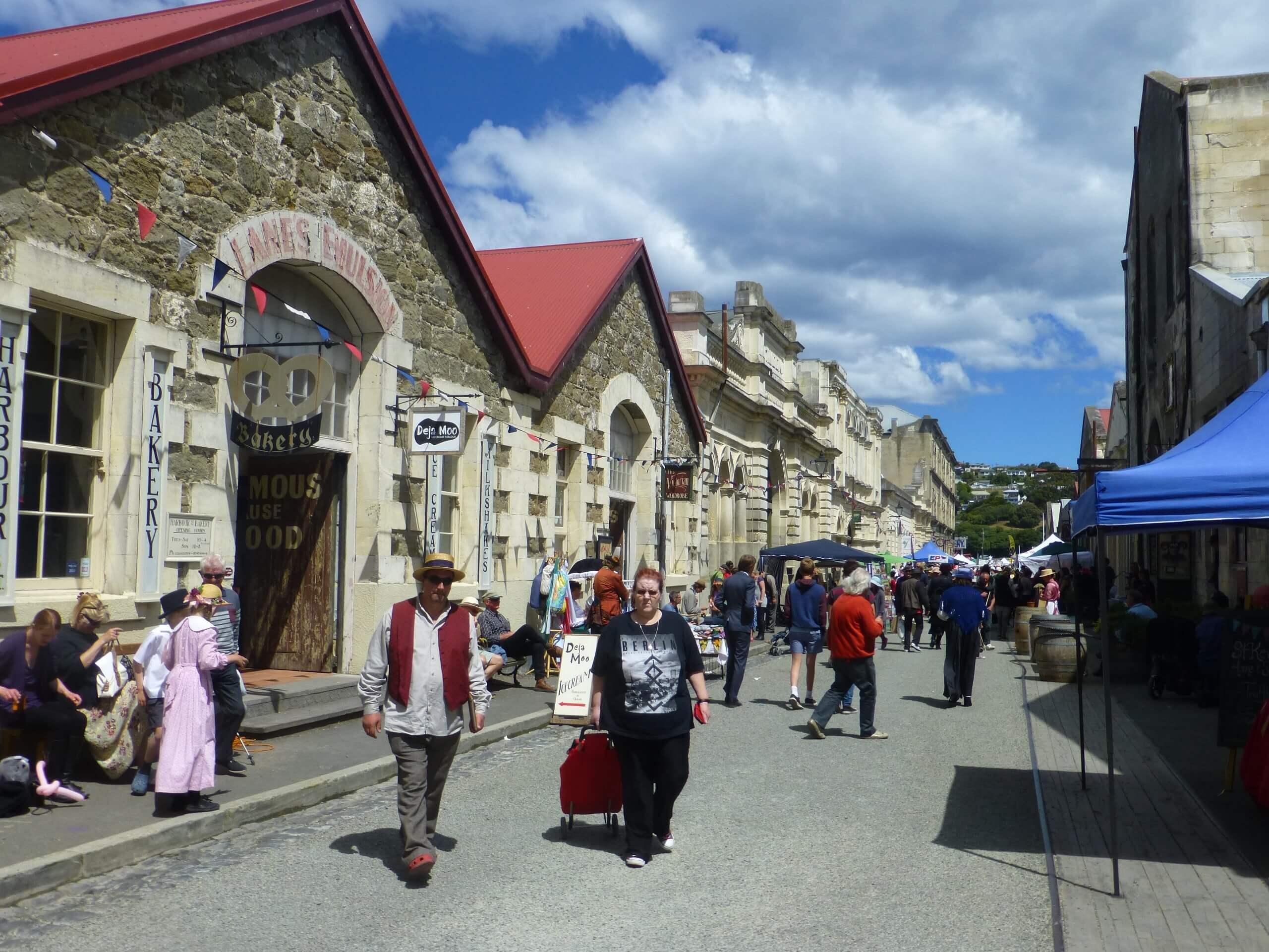 Viktorian Festival in Oamaru 12