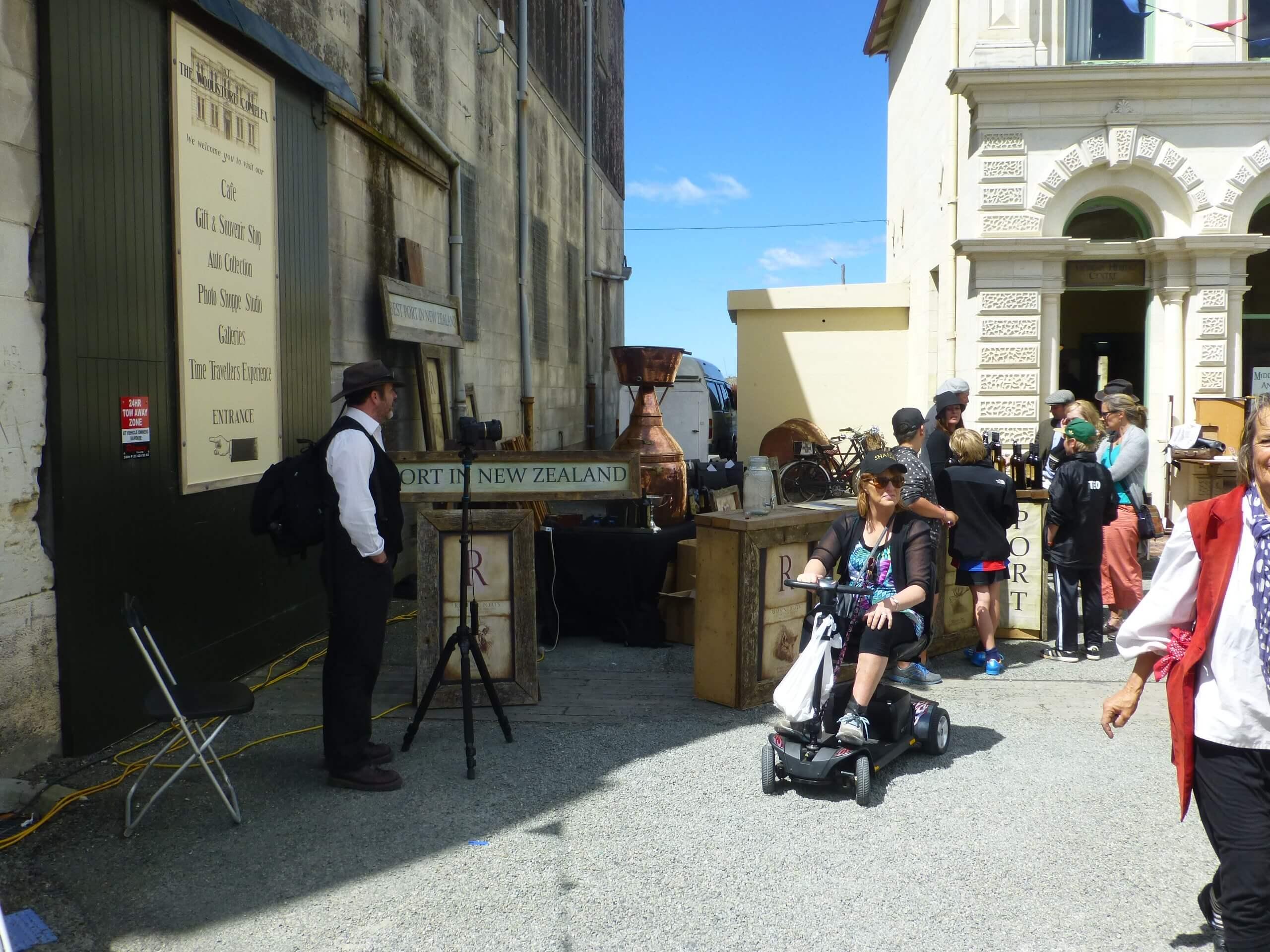 Viktorian Festival in Oamaru 14