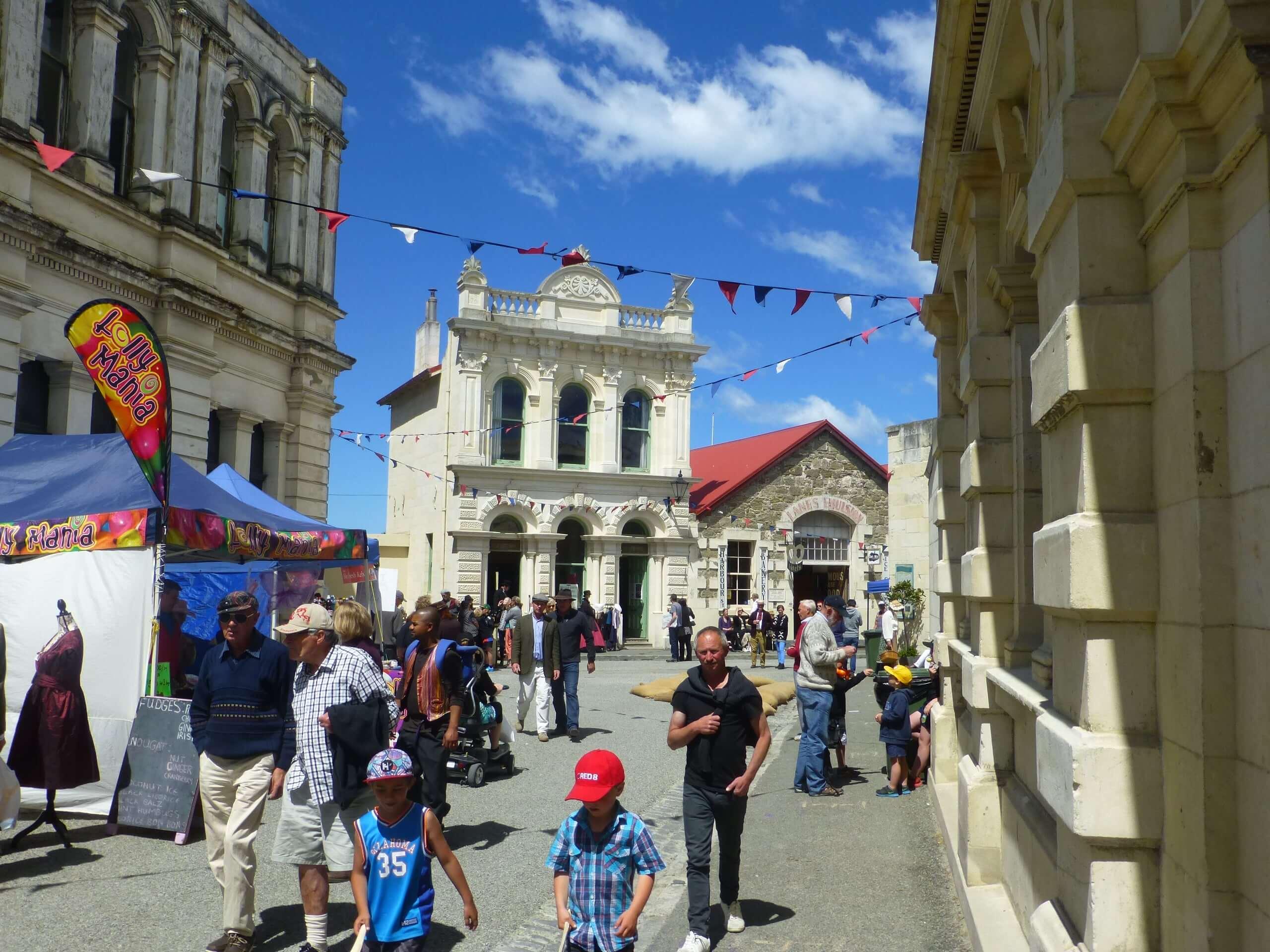 Viktorian Festival in Oamaru 15