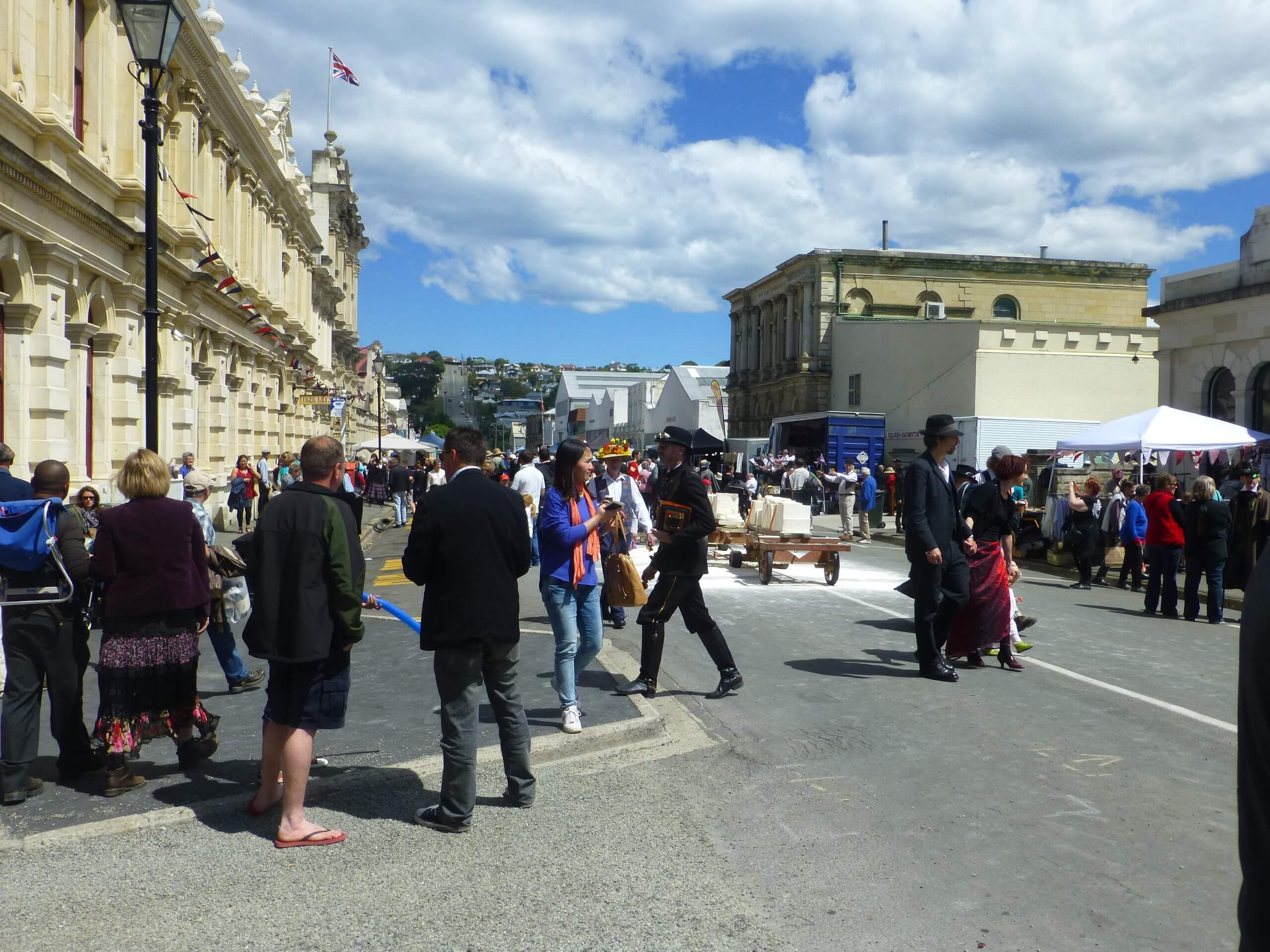 Viktorian Festival in Oamaru 19