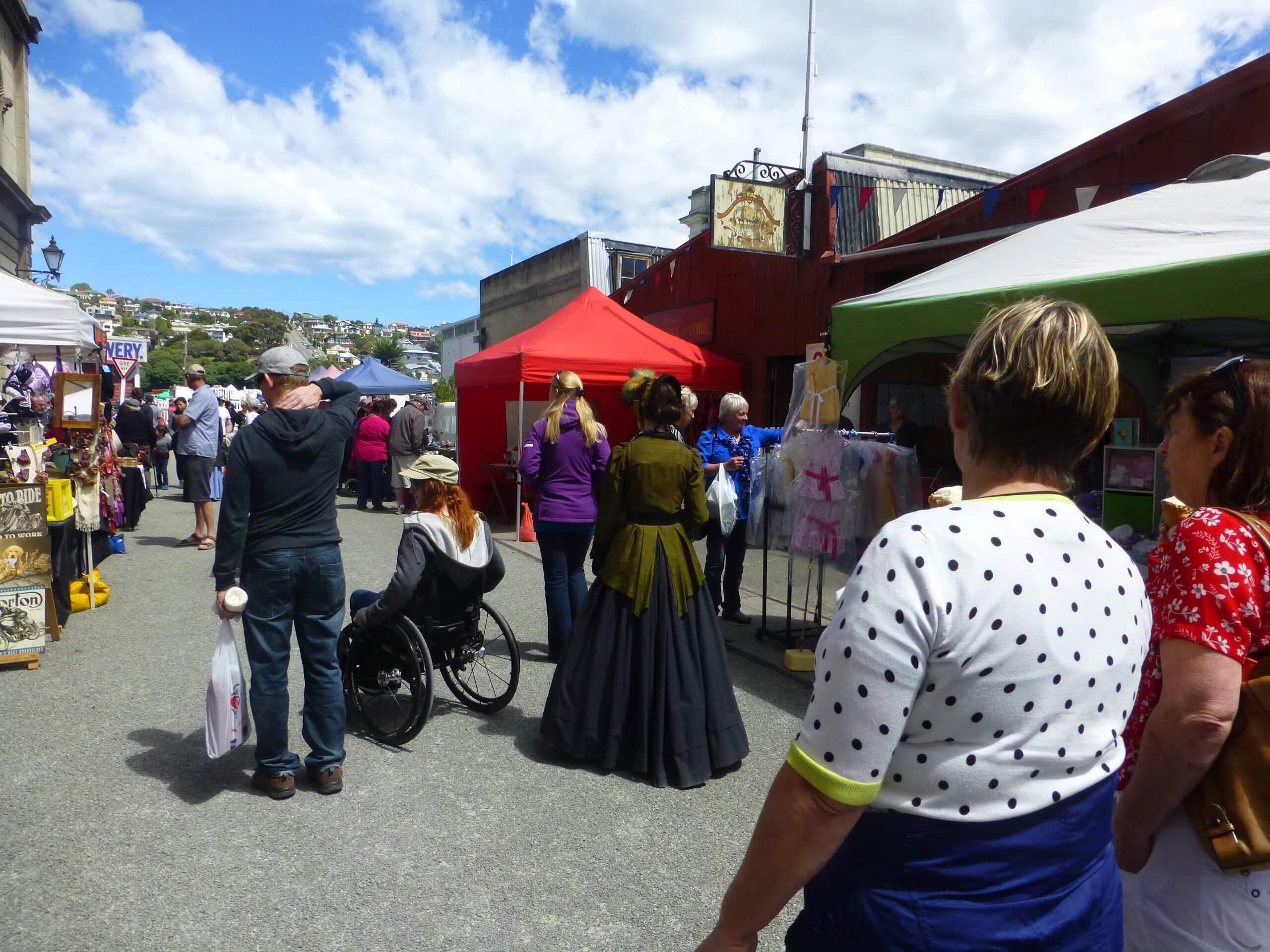 Viktorian Festival in Oamaru 2
