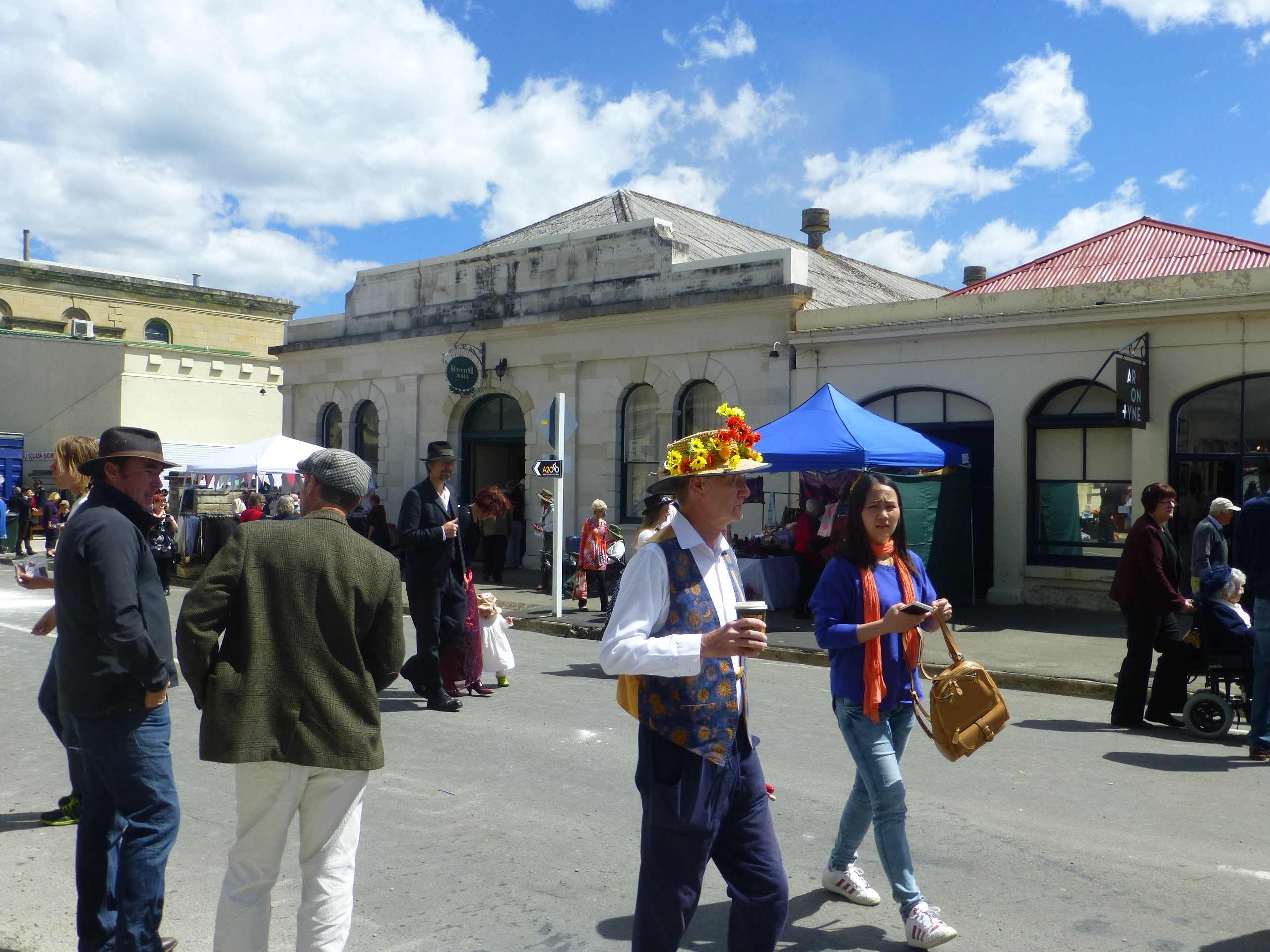 Viktorian Festival in Oamaru 20