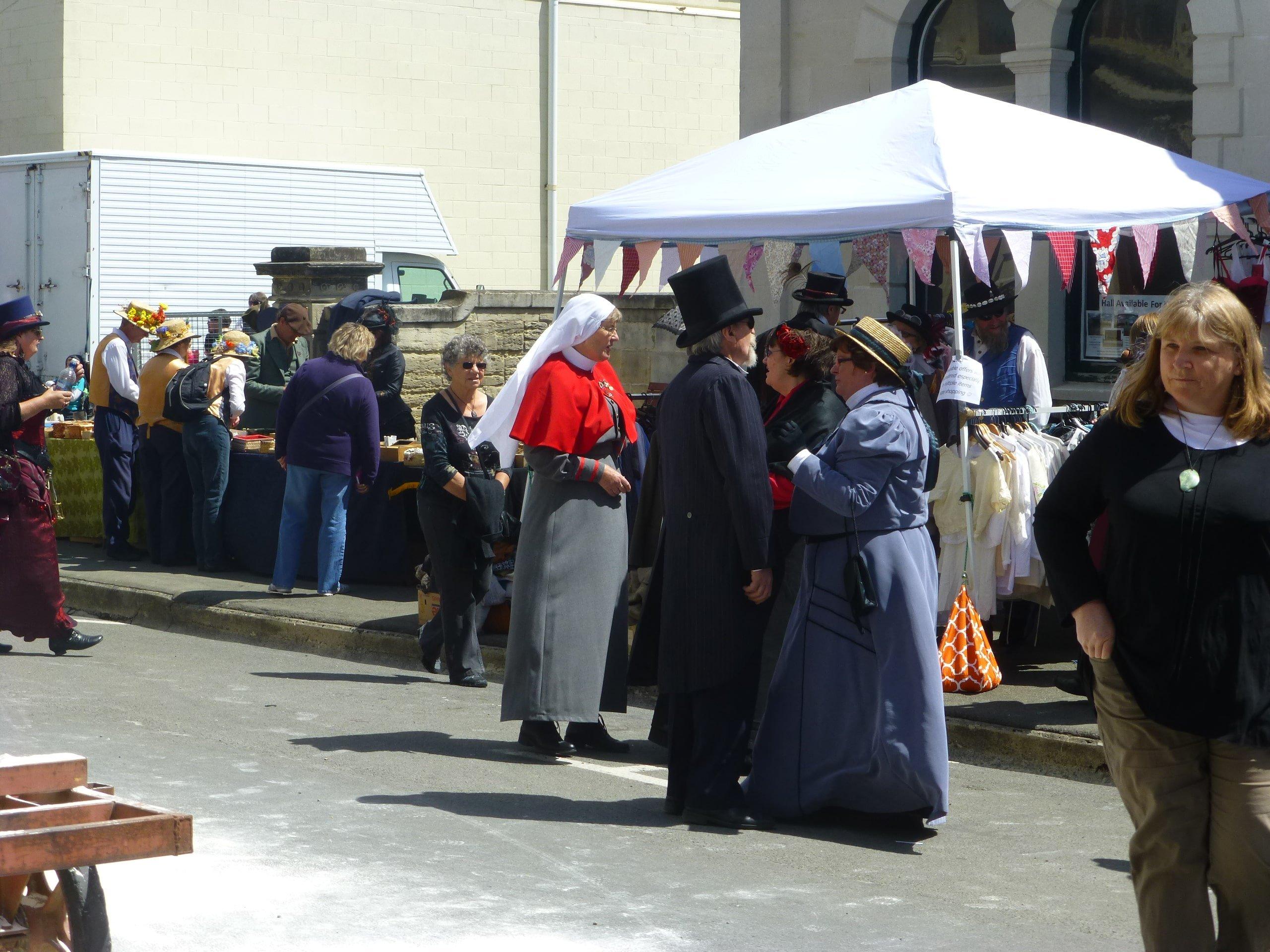 Viktorian Festival in Oamaru 26