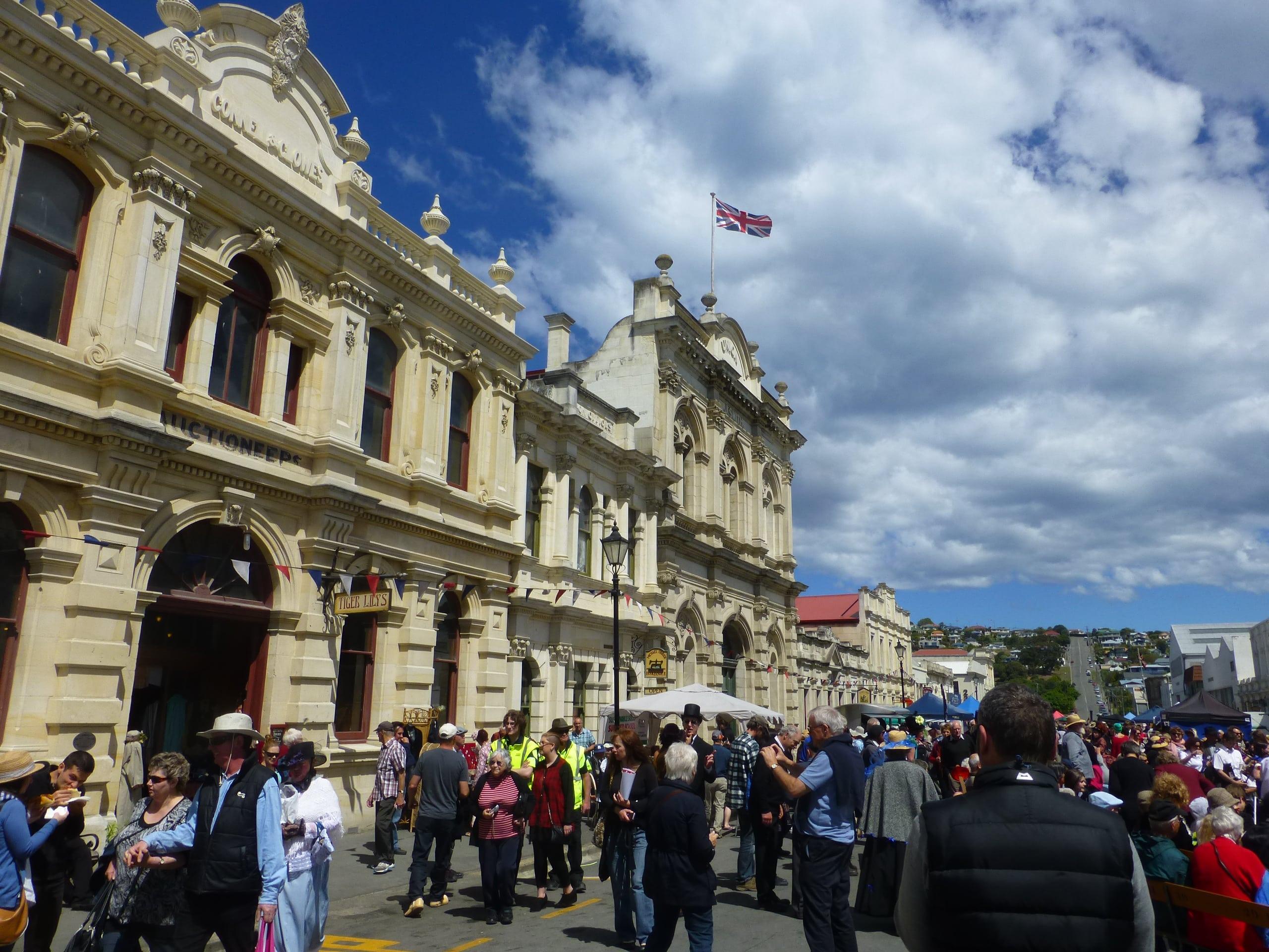 Viktorian Festival in Oamaru 28