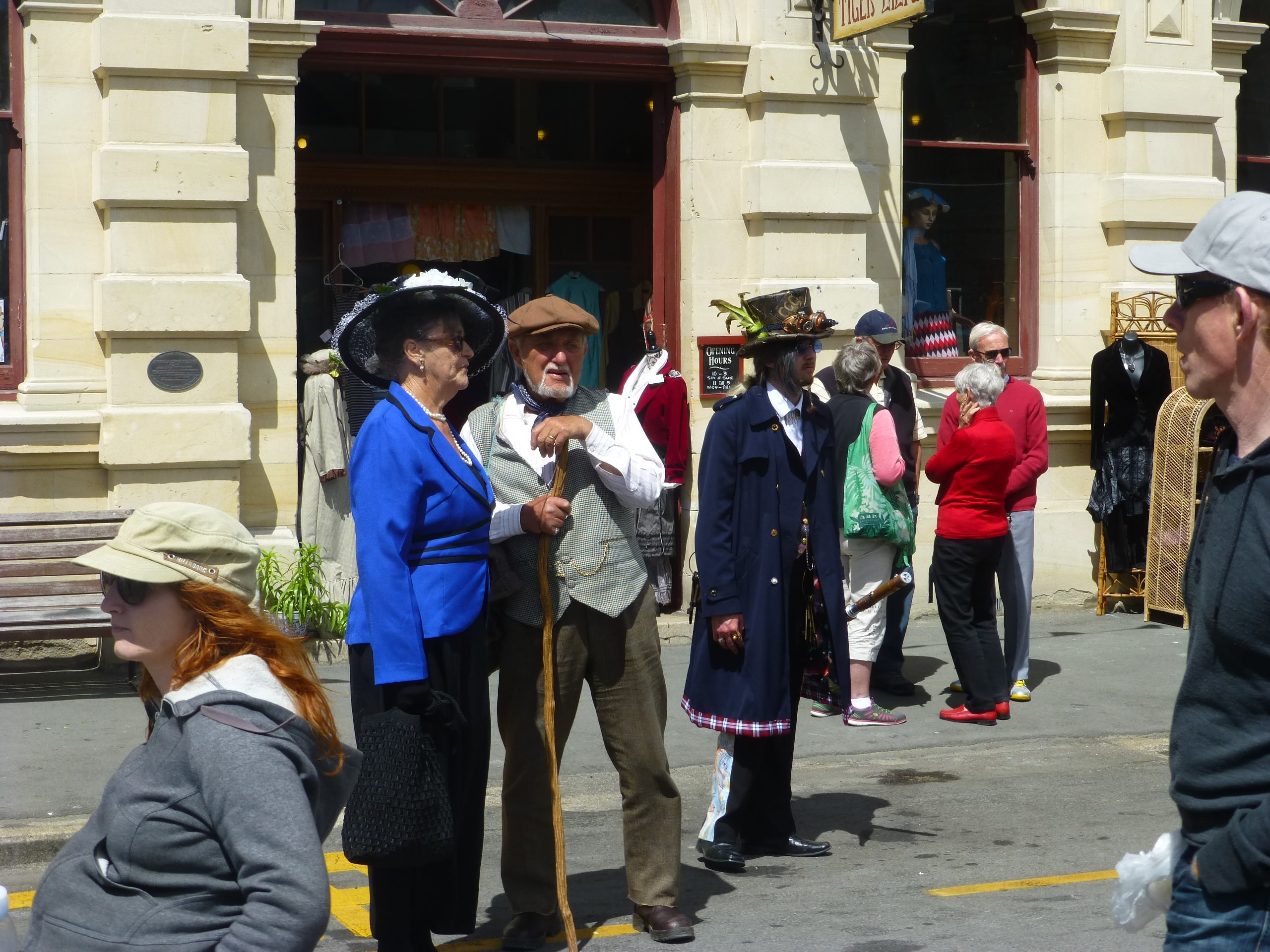 Viktorian Festival in Oamaru 31