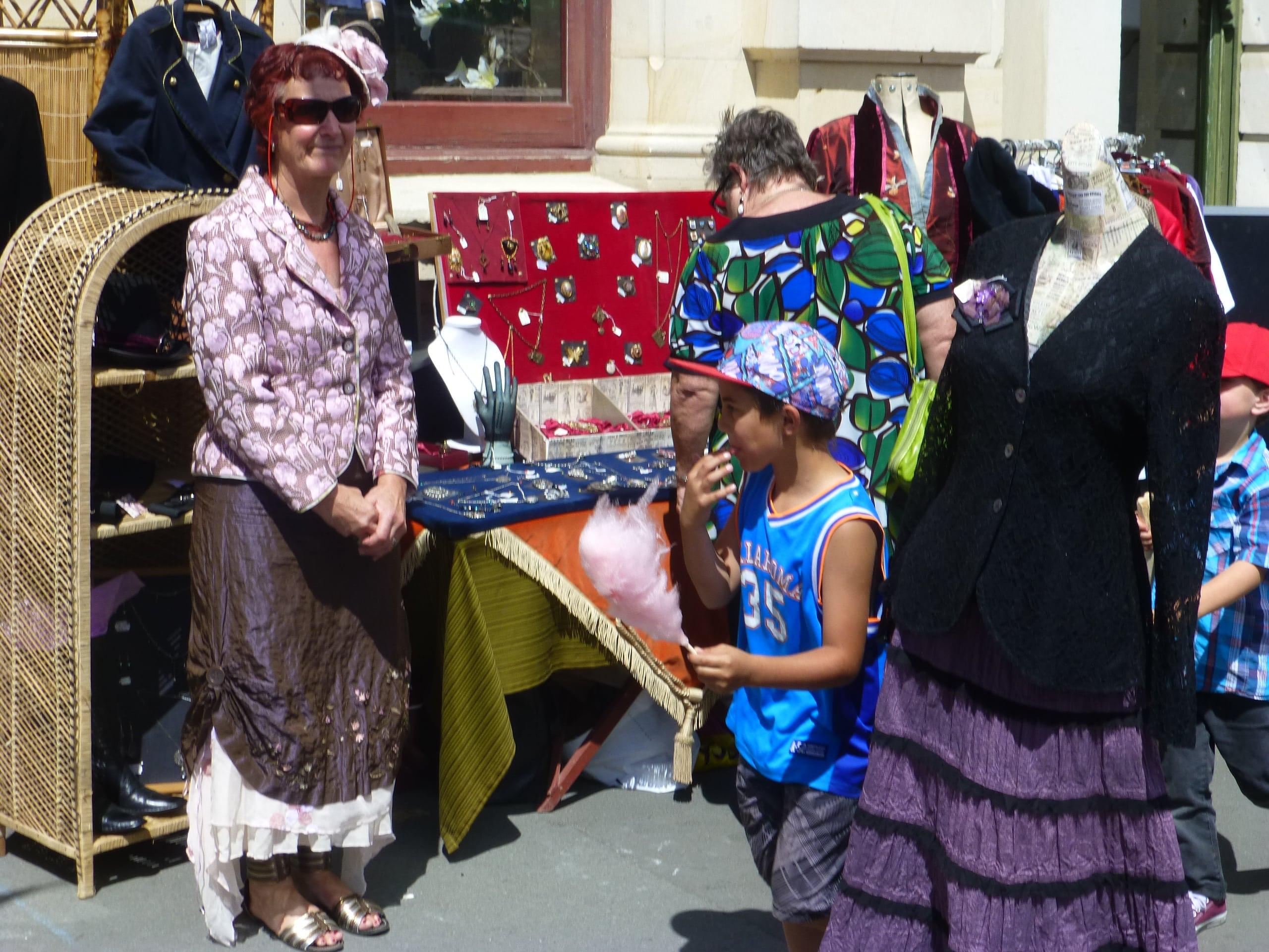 Viktorian Festival in Oamaru 33