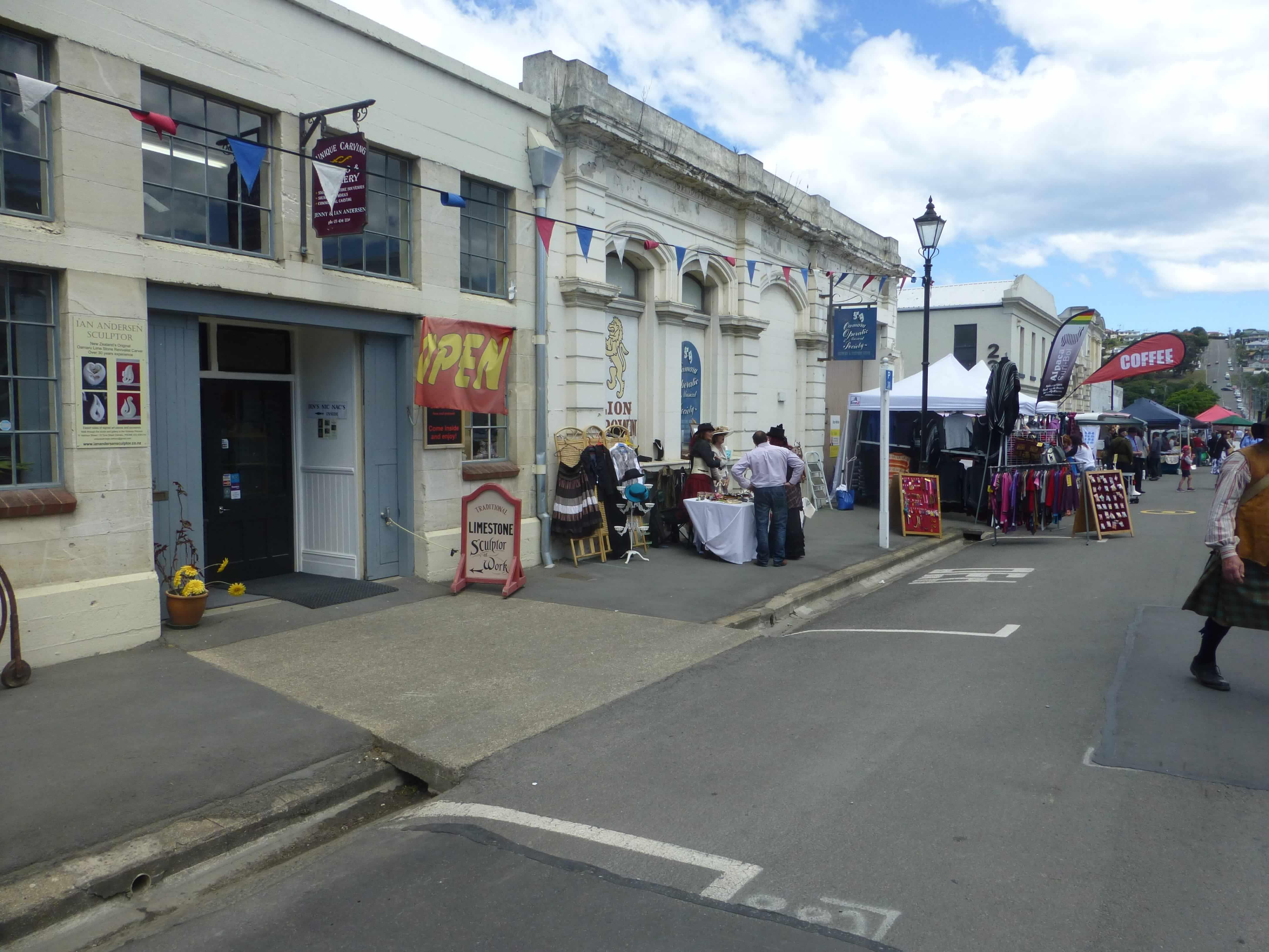 Viktorian Festival in Oamaru 42
